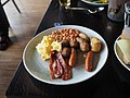 Hearty breakfast at Thon Hotel Kirkenes.jpg