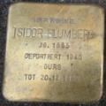 Heidelberg Isidor Blumberg.png