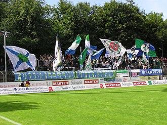 FC Gütersloh 2000 - Image: Heidewald 02 Guetersloh