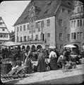 Heilbronn Marktplatz und Rathaus 1908 Sigurd Curman 2.jpg