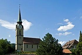 Reformed Church Heimiswil