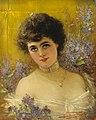 Heinrich Hans Schlimarski - Portrait of a young woman.jpg