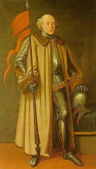 Henry IV, Duke of Mecklenburg - Henry the Fat