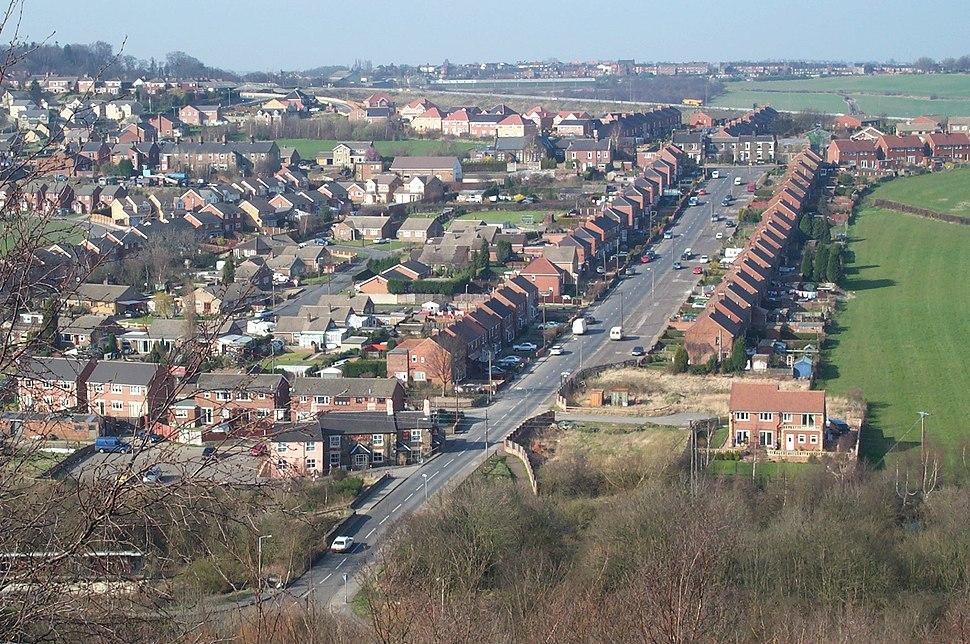 Hemingfield 2003