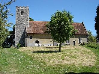 Hemingstone - Image: Hemingstone Church of St Gregory