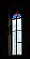 Hemma window by Karl Vouk, parish church Bleiburg 01.jpg