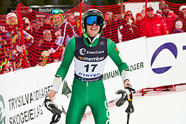 Kristoffersen in 2011