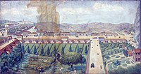 Henrique Manzo - Projeto de aterro para o Anhangabaú, 1878, Acervo do Museu Paulista da USP.jpg