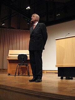 Herbert Blomstedt American conductor