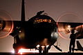 Hercules C130 Transport Aircraft waits on the tarmac MOD 45149744.jpg