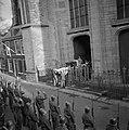 Herdenkingsbijeenkomst in de Sint-Bavo in Haarlem voor de 422 gefusilleerden in , Bestanddeelnr 255-9099.jpg