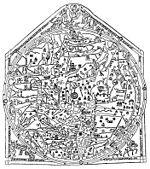 Hereford Mapa Mundi