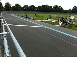 Herne Hill Velodrome, 15 July 2012.jpg