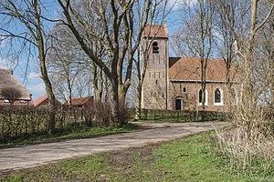 Jouswier - Jouswier church