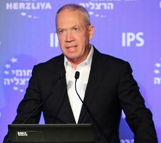 Yoav Galant Israeli general and politician