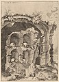 Hieronymus Cock, Seventh View of the Colosseum, probably 1550, NGA 91336.jpg