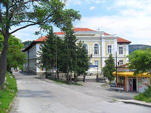 High school in Veliko Tarnovo