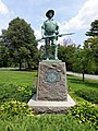 Hiker at Gale Park in Haverhill MA.JPG