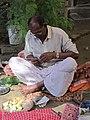 Hindu Sacred Thread Winding - Baduria 2012-02-24 2388.JPG