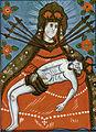 Hinterglasbild Pieta Mähren c1820.jpg