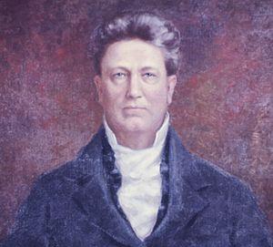Hiram Runnels - Image: Hiram G. Runnels (Mississippi Governor)
