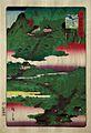 Hiroshige II Shinshū Togakushiyama.jpg