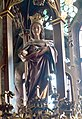 Hirschbach Pfarrkirche - Hochaltar 5 Elisabeth.jpg