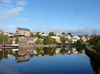 Skien Municipality in Telemark, Norway