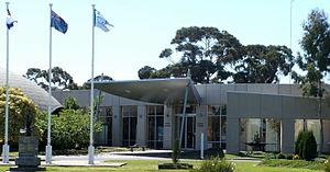 Altona, Victoria - Hobsons Bay council chambers in Altona