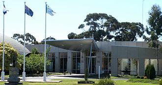 City of Hobsons Bay - Hobsons Bay council chambers in Altona.