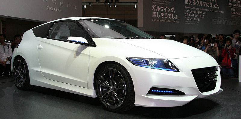 2009 honda cr z - photo #22