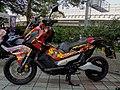 Honda itansha of Megumin, KonoSuba 20171210c.jpg