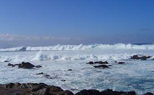 Ho'okipa - High surf at Ho'okipa
