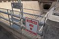 Hoover Dam, Restricted Area No Trespassing (3468487024).jpg