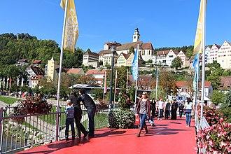 Horb am Neckar - Image: Horb a. N