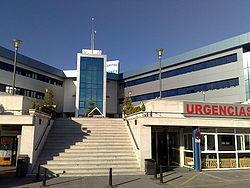 Hospital De Dia Madrid Of Hospital De Madrid Torrelodones Wikipedia La