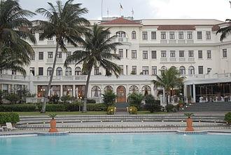 Maputo - The Hotel Polana