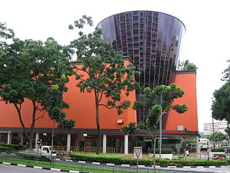 Hougang - Hougang Mall Shopping Centre