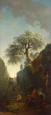 Hubert Robert - Green Wall.jpg