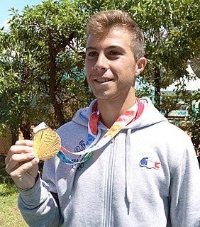 Hugo Gaston French tennis player
