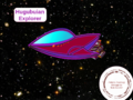 Hugubuian Explorer spaceship from sci-fi novel Jakk's Journey.png