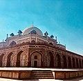 Humayu's Tomb , New Delhi.jpg