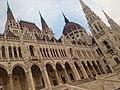 Hungarian Parliament Building, Budapest, Hungary.jpg