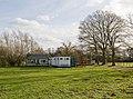 Huts west of Weyburn Works, Elstead - geograph.org.uk - 1600452.jpg