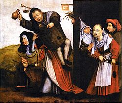 Hieronymus Bosch: A Tavern Quarrel