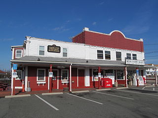 Hyannis station (CCCR)