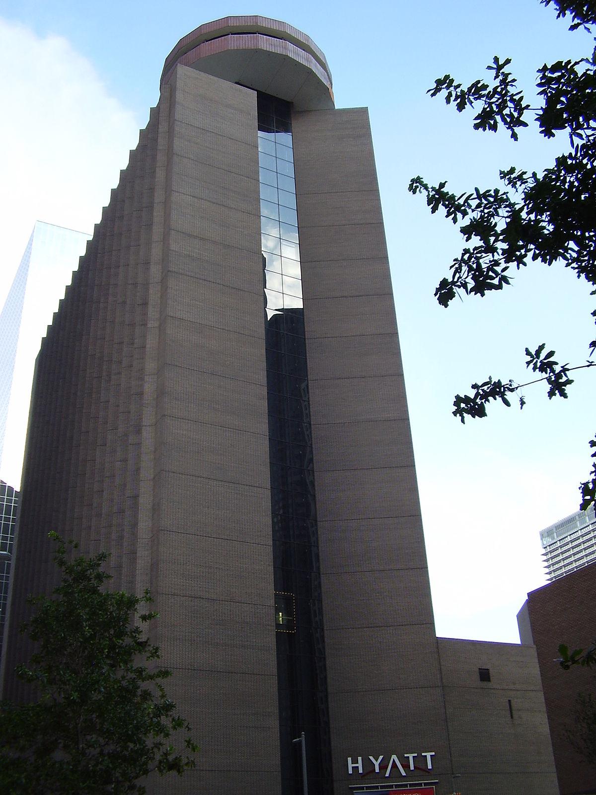 Hyatt Regency Houston Wikipedia