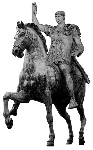 Hypothesis of the equestrian statue of Trajan.PNG
