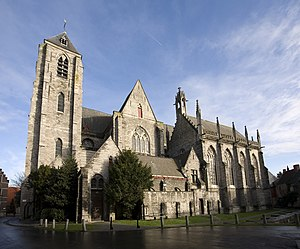 Church of Our Lady (Kortrijk)