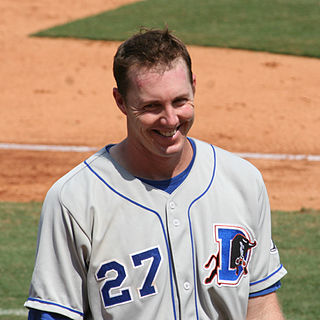 Chris Richard (baseball) American baseball player